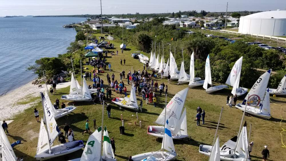 YSF hosts SAISA regatta for first (and not last) time